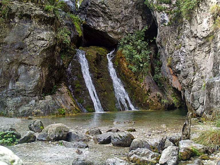 Prionia Waterfalls