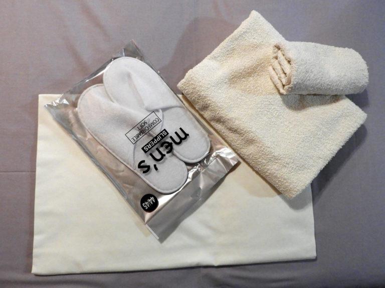 πετσετες-παντοφλες