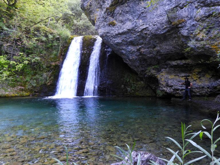 Enipeas Waterfalls - Καταρράκτες Ενιπέα
