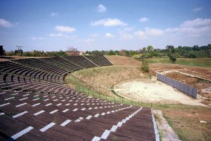 ANCIENT THEATER OF DION