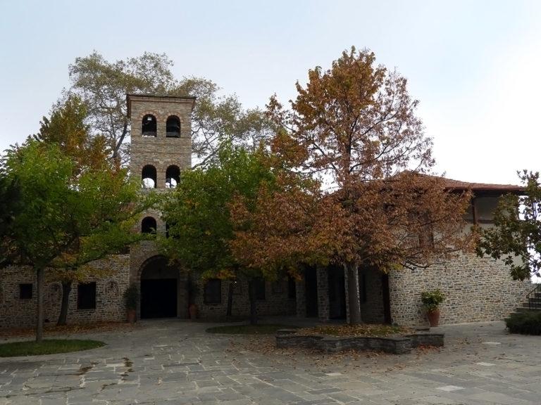 New St. Dionysios Monastery - Νέα Μονή Αγ. Διονυσίου