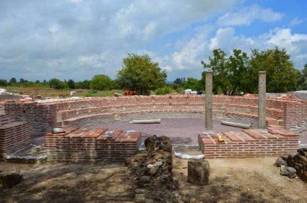 Ancient Roman Conservatory