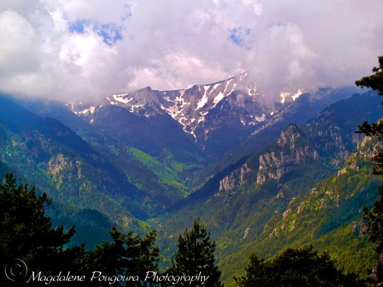 Olympus Mt. peaks - Κορυφές Ολύμπου