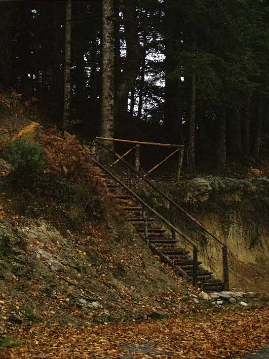 Mountain paths - Ορεινά μονοπάτια