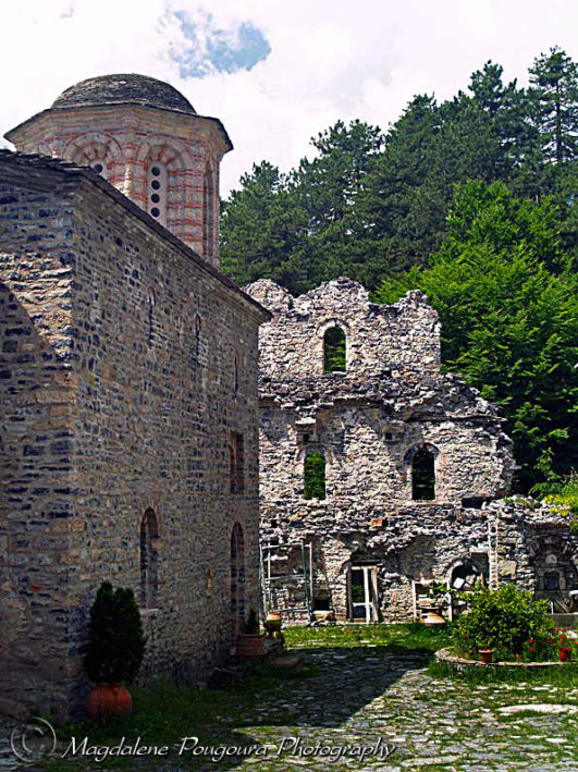 Old St.Dionysios Monastery - Παλαιά Μονή Αγίου Διονυσίου